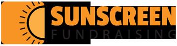 Sunscreen Fundraising Logo