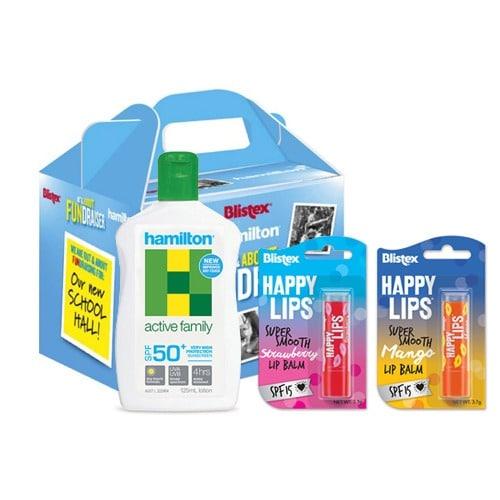 Sunscreen Fundraiser Box (Pack 3)